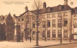 ANTWERPEN - Museum Plantin-Moretus - Buitengevel - Antwerpen