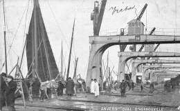ANVERS - Quai D'Herbouville - Antwerpen