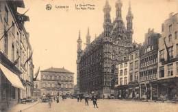 LOUVAIN - La Grand'Place - Leuven
