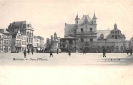MALINES - Grand'Place - Malines