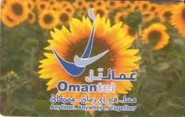 TARJETA TELEFONICA DE OMAN. (149) - Oman