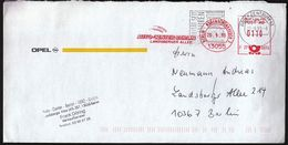 Germany Berlin 1999 / Cars / Auto Center / Opel / Machine Stamp - Cars
