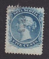 Nova Scotia, Scott #10, Used, Victoria, Issued 1860 - Nova Scotia