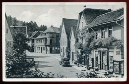 801 - GERMANY Jugenheim 1942 Luftkurort. WW2 Soldier Mail. Feldpost - Germany