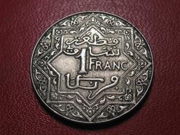 Maroc - 1 Franc ND (1924) Sans éclair 4638 - Morocco