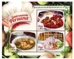 Peru 2018 Gastronomy Food - Food