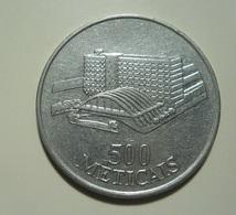 Mozambique 500 Meticais 1994 - Mozambique
