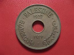 Palestine - 10 Mils 1927 4624 - Israel