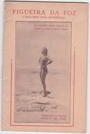 PORTUGAL PROGRAM - FIGUEIRA DA FOZ - 1933 - Programmi