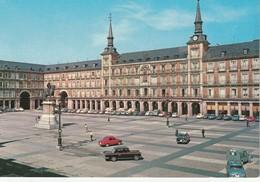 Madrid. Plaza Mayor  Main Square  Grand-Place - Madrid