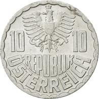 Autriche, 10 Groschen, 1971, Vienna, TTB, Aluminium, KM:2878 - Austria
