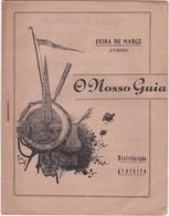 PORTUGAL PROGRAM - AVEIRO - FEIRA DE MARÇO 1946 - Programmi