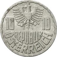 Autriche, 10 Groschen, 1972, Vienna, TTB, Aluminium, KM:2878 - Austria