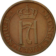 Norvège, Haakon VII, 2 Öre, 1951, TTB, Bronze, KM:371 - Norvège