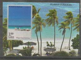 Cuba 2017 Beaches S/S MNH - Cuba