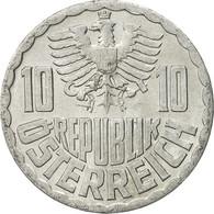 Autriche, 10 Groschen, 1971, Vienna, TTB+, Aluminium, KM:2878 - Austria