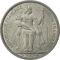 Nouvelle-Calédonie, 5 Francs, 1952, Paris, TTB+, Aluminium, KM:4 - New Caledonia