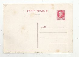 Sur Carte Postale ,ENTIER POSTAL NEUF , 2f40 - Postal Stamped Stationery