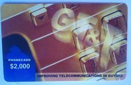 $2,000 Thin Exp 30 Jun 2000 - Guyana