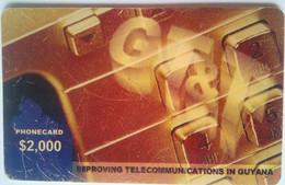 $2,000 Thick - Guyana