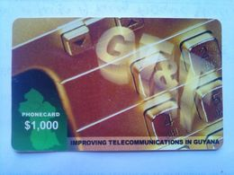 $1,000 - Guyana