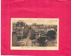 LORIENT - 56 - La Place Bisson Et La Rue Des Fontaines  - BORD - - Lorient