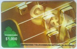 $2,000 Thin - Guyana