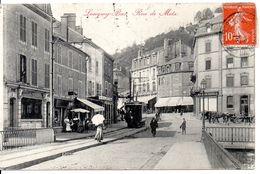 54 - LONGWY-BAS - Rue De Metz - Longwy