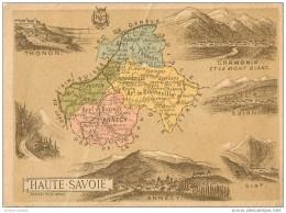 74 HAUTE SAVOIE. Image Géographique 11.5 X 8.50 Cm - France