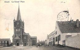 Emael - La Grand' Place (librairie Olyff, 1919) - Bassenge