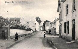 Emael - La Rue Vers Canne (animée, Librairie Olyff, 1912) - Bassenge