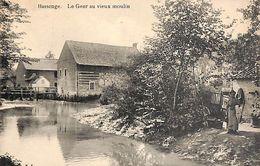 Bassenge - Le Geer Au Vieux Moulin (animée, Librairie Olyff, Rare) - Bassenge