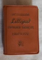 Mini Dictionnaire LILLIPUT Larousse  Espagnol Français - Dictionaries
