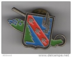 PIN'S REGIMENT D'HELICOPTERES ESSAY LES NANCY - Army