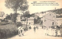 Heure-le-Romain - Petit Village Très Pittoresque (top Animation, Café Réparation Vélos, Phototypie Préaux Frères) - Oupeye