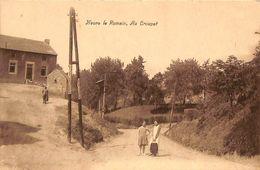 Heure-le-Romain - Au Croupet (animée, Edition Henri Kaquet, Rare) - Oupeye