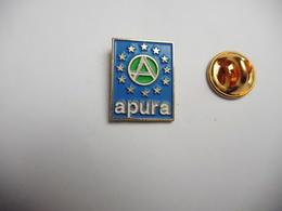 Beau Pin's ,  Apura - Badges