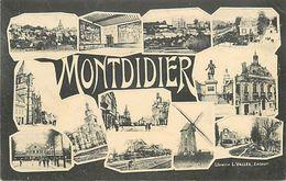 C-18-204 : MONTDIDIER VUES MULTIPLES - Montdidier