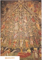CHURCH OF AYIOS IOANNIS - THE TREE OF JESSE - Chypre