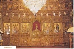 CHURCH OF AYIOS IOANNIS - THE ICONOSTASIS - Chypre