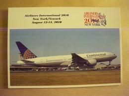 AIRPORT / FLUGHAFEN / AEROPORT     NEW YORK / NEWARK - Aerodrome