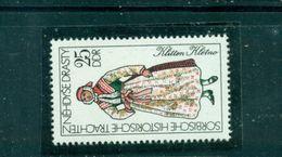 Sorbische Trachten Nr.1929 PF I Postfrisch ** Geprüft - DDR