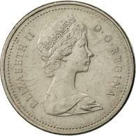 Canada, Elizabeth II, 5 Cents, 1986, Royal Canadian Mint, Ottawa, TTB - Canada