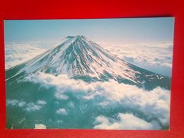 Japan Airlines, Mt Fuji - Japan