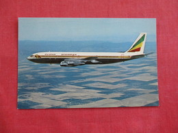 Ethiopian Airlines S.C. Boeing 707      Ref 2810 - 1946-....: Modern Era
