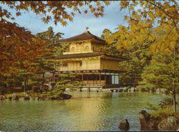 Japan - Postcard Unused  -  Kyoto - Kinkakuji Temple Build In 1397 By The Shoguns - Kyoto