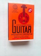 Guitar Matches - Matchboxes