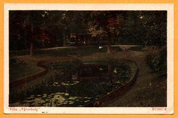 """Bussum - Villa """" Vijverberg """" - E. STEUR - Bussum"""