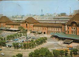 Japan - Postcard Unused  - Tokyo - Station And Marunouchi Business Center - Tokio