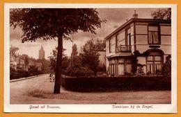 Bussum - Groet Uit Bussum - Torenlaan Bij De Singel - Animée - NAUTA - Bussum